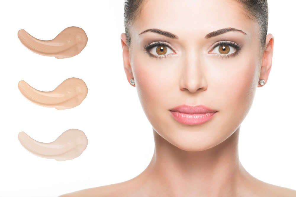 Scegliere il fondotinta per una pelle effetto Phoshop