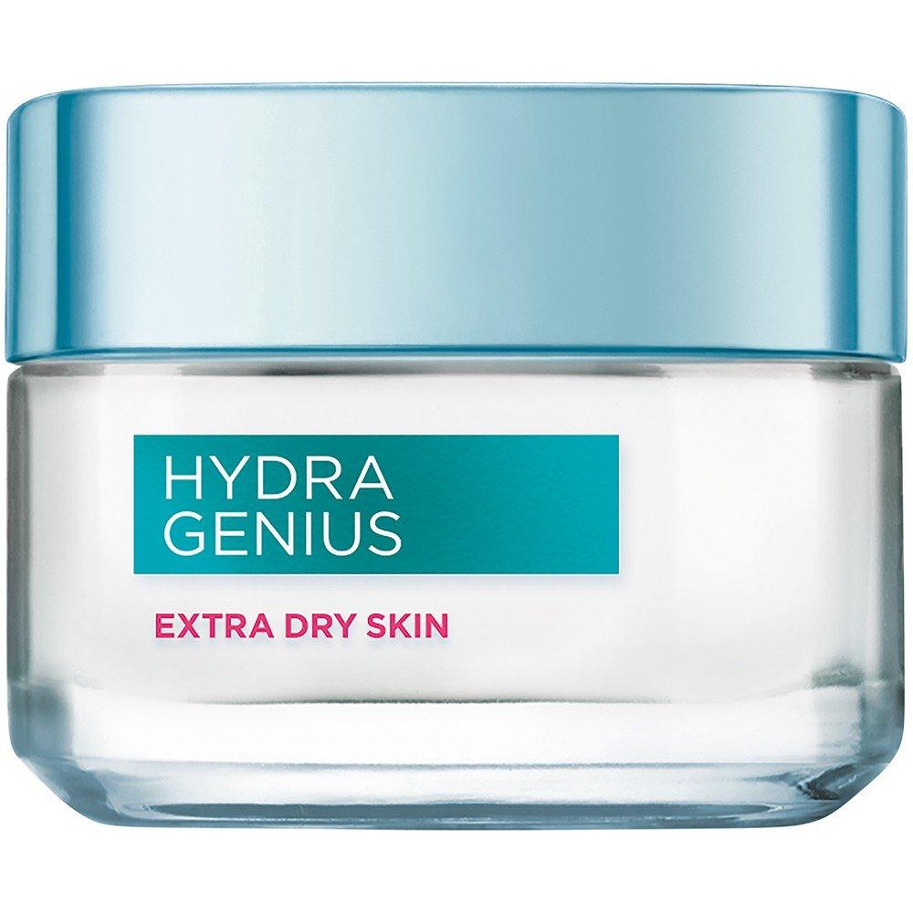 foto della crema Hydra Genius per una pelle effetto photoshop
