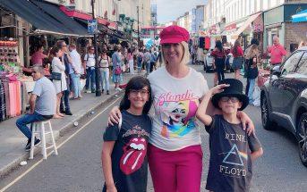 Bambini a Londra