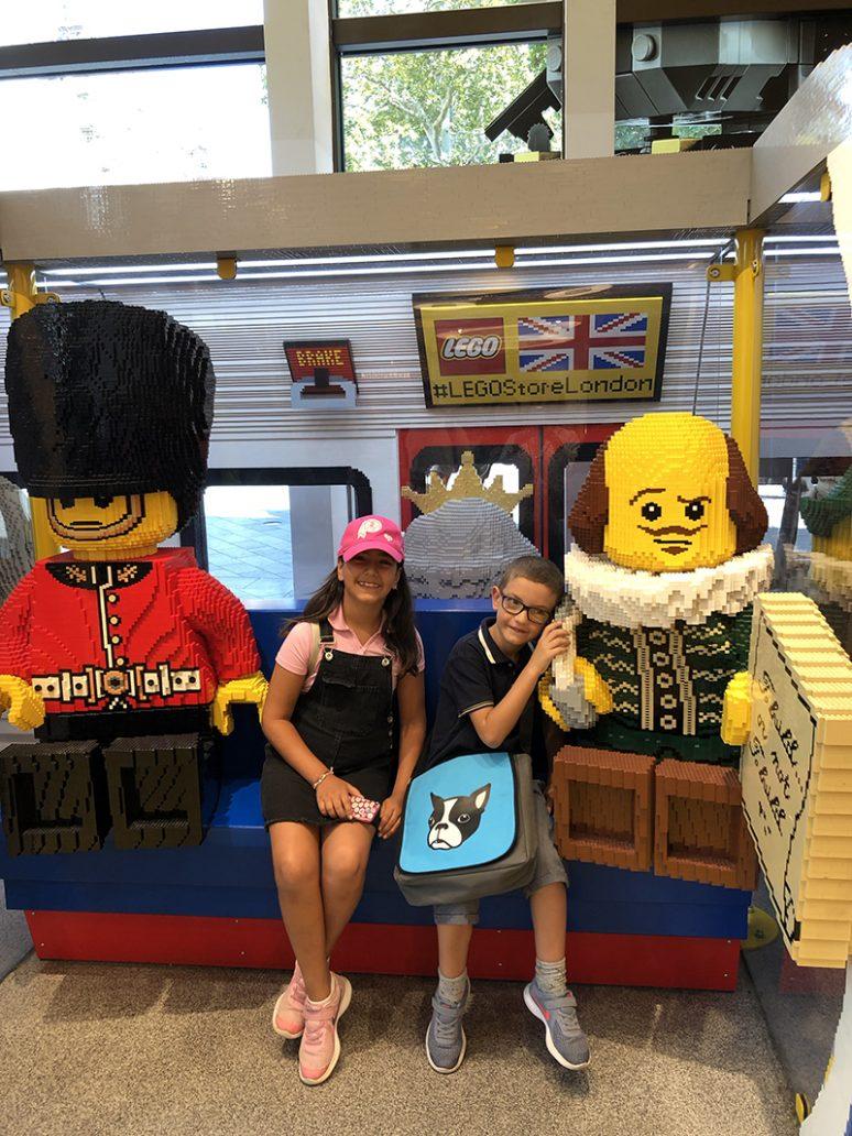 Foto del Lego Store