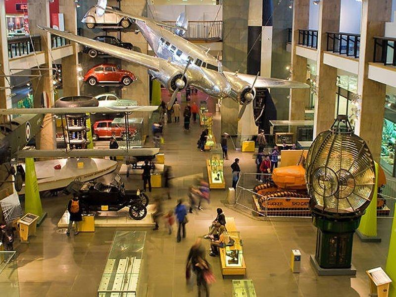 museo della scienza a Londra