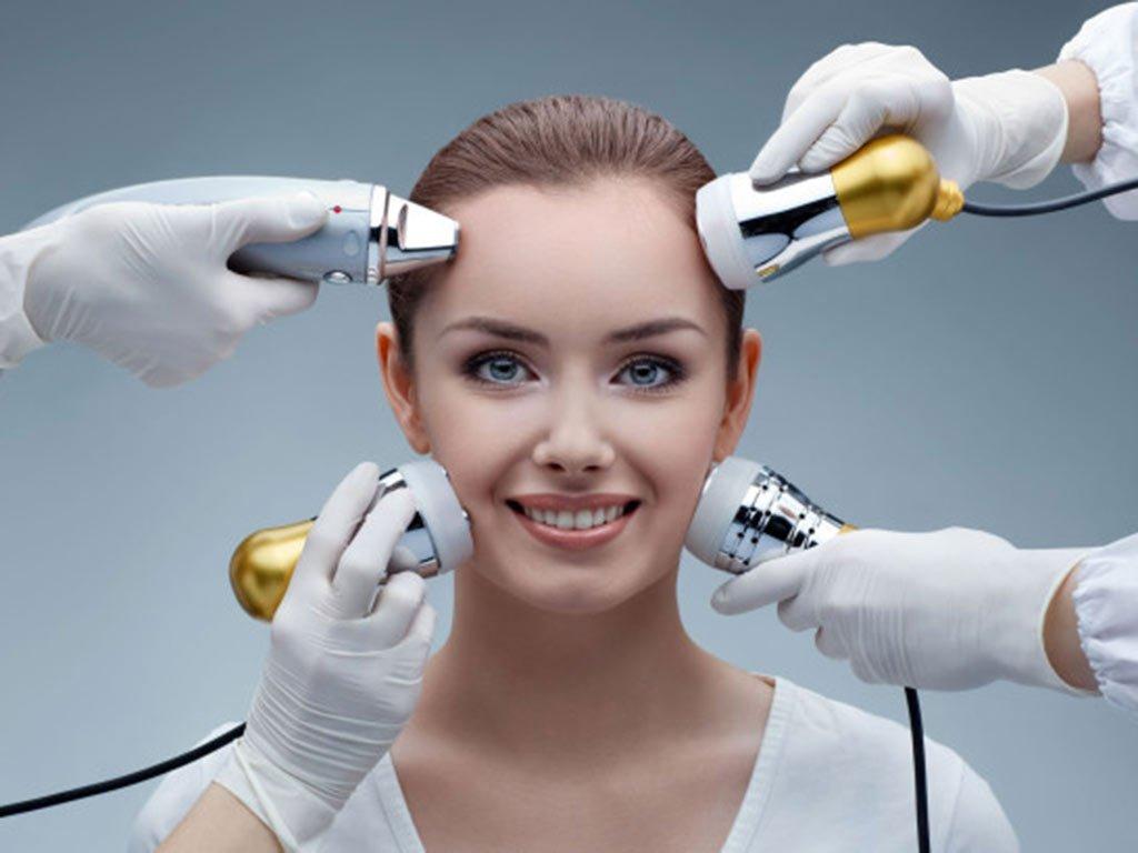 foto radiofrequenza viso, uno dei migliori trattamenti viso del momento