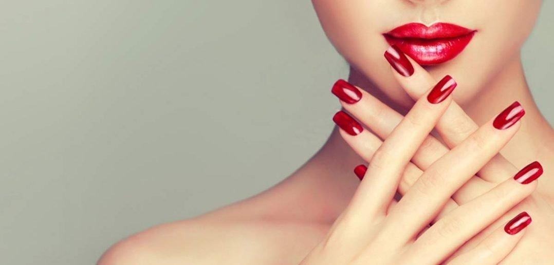 foto i migliori smalti rossi donna