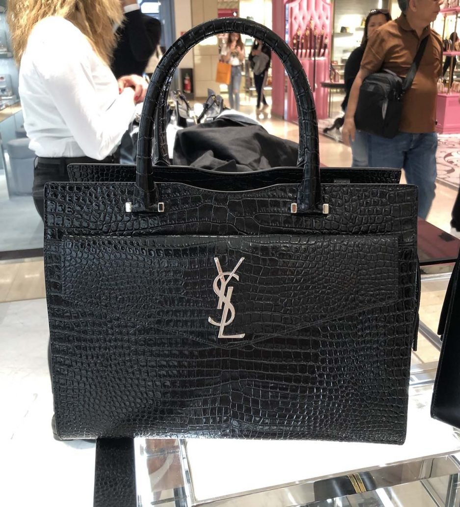 Borsa Saint Laurent Uptown