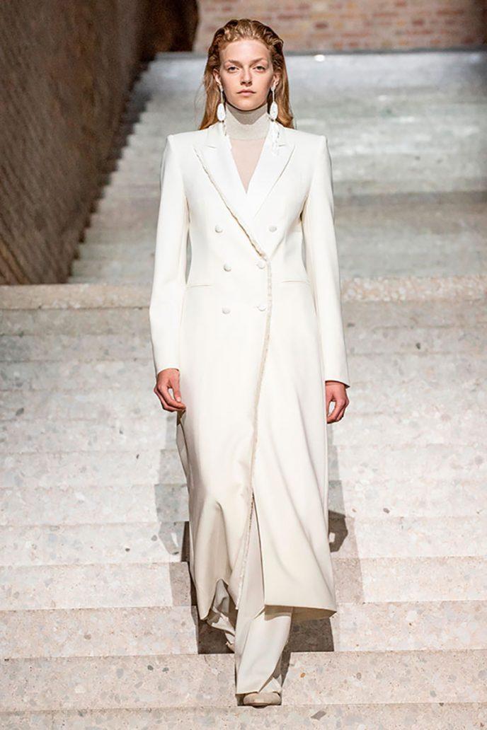 Cappotto Bianco Max Mara