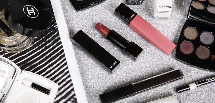 Make Up Chanel Autunno 2019: la Sofisticata Collezione Noir et Blanc
