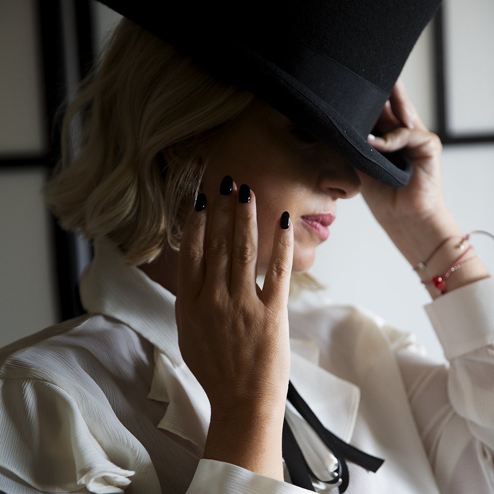 Foto con la collezione make up Chanel Autunno inverno 2019