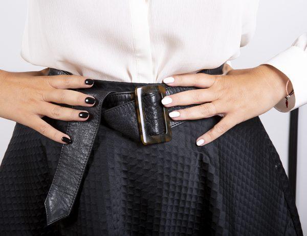 I Favolosi Smalti Chanel Noir et Blanc Autunno 2019