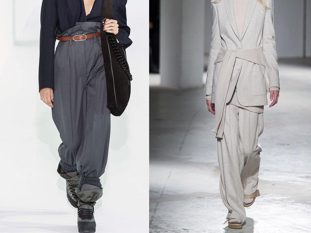 Pantaloni Moda Donna