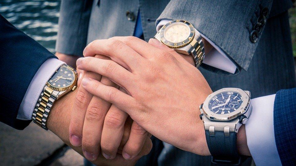 Foto di modelli di Rolex