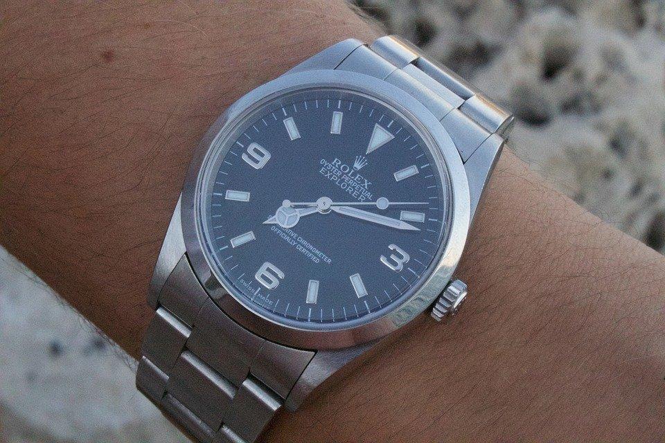 Immagine di un orologio Rolex