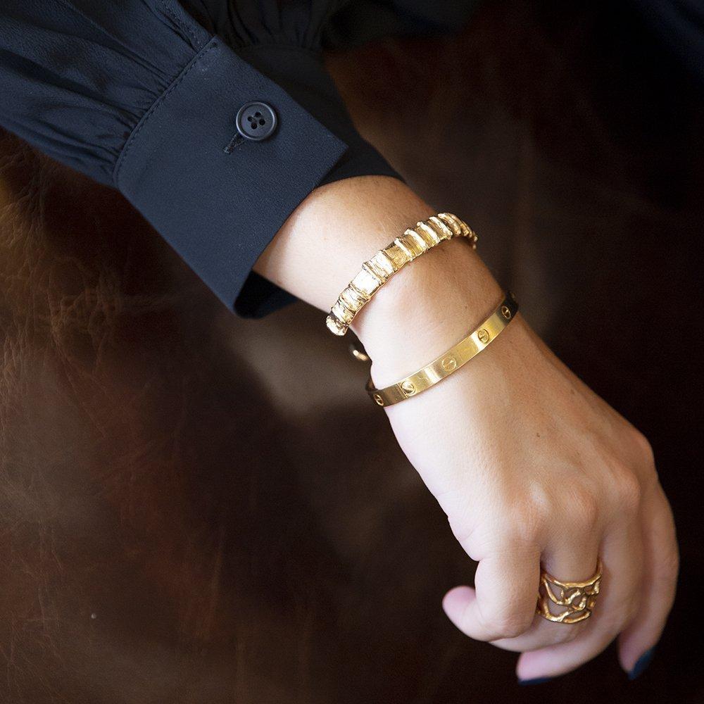 I bracciali tra i gioielli di tendenza