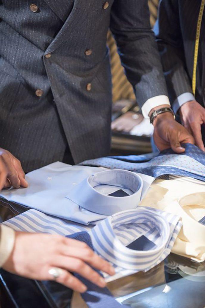 Cosa regalare ad un uomo: la camicia su misura
