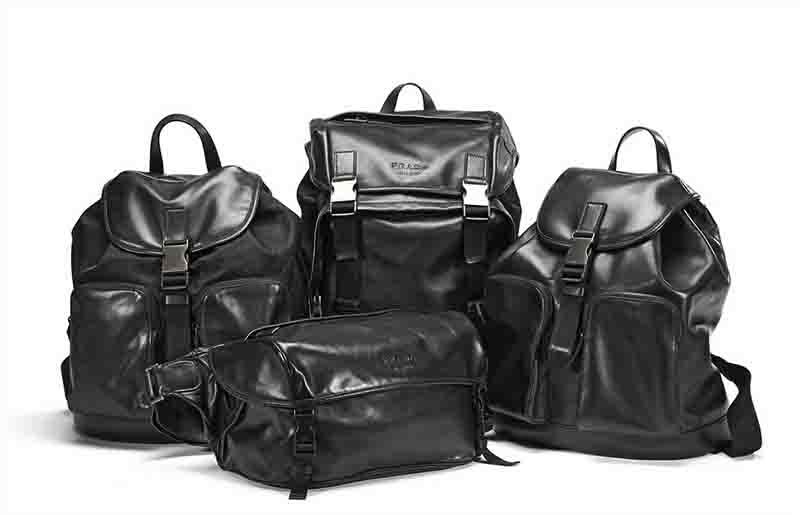 Foto di borse e zaini per l'uomo
