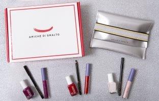 Foto dei prodotti della Beauty Box Amiche Di Smalto