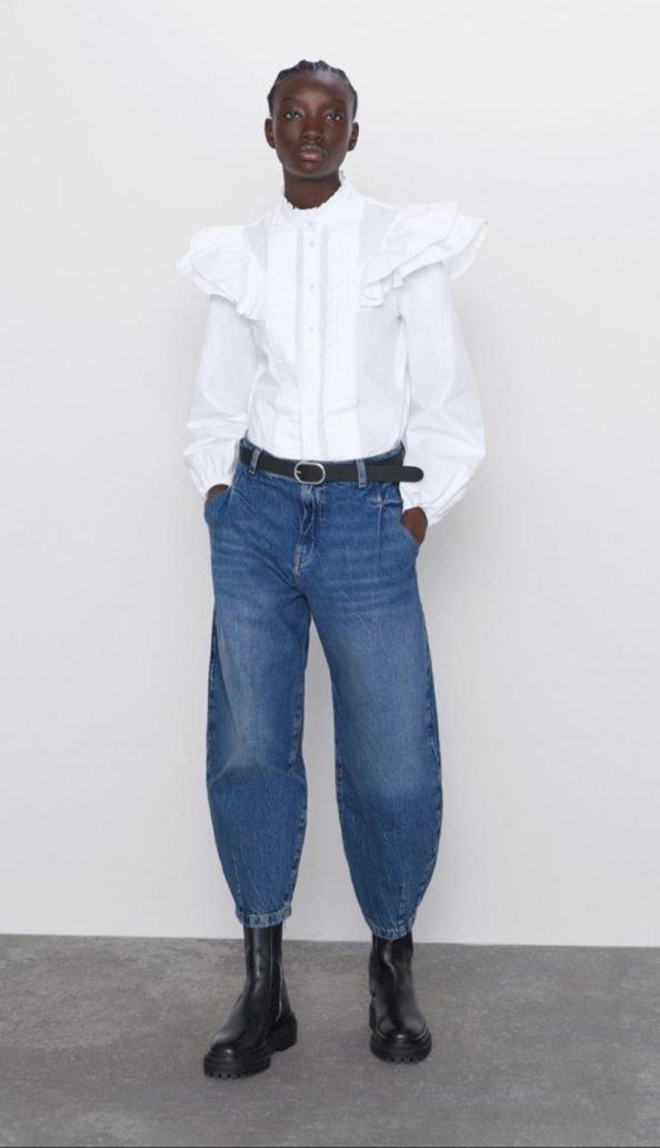 Foto di jeans zara Authentic Slouchy Z1975