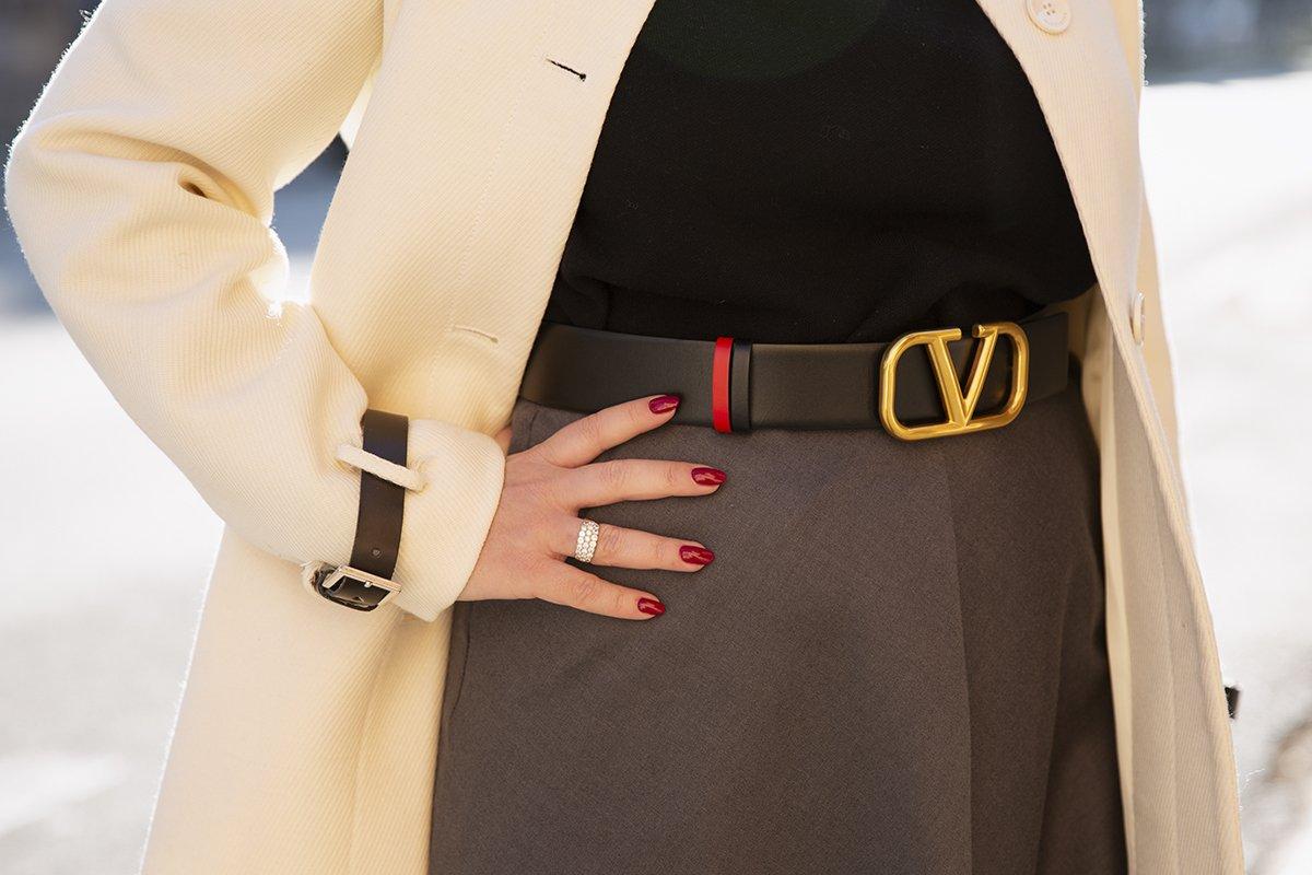 Cinture di moda 2020: l'accessorio che fa tendenza