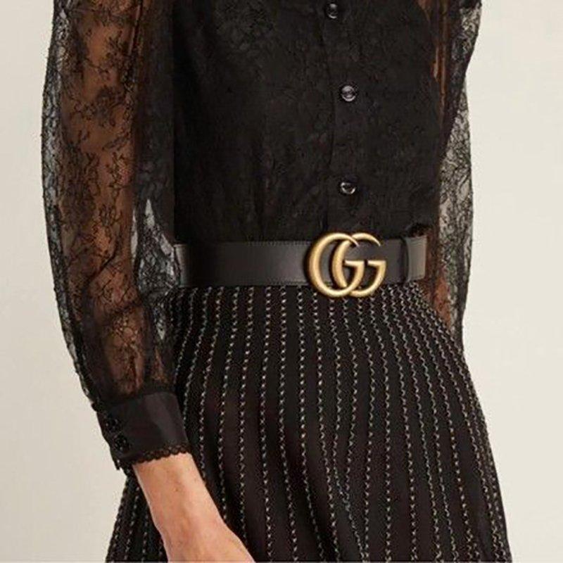 Cinture di moda 2020: la cintura di Gucci