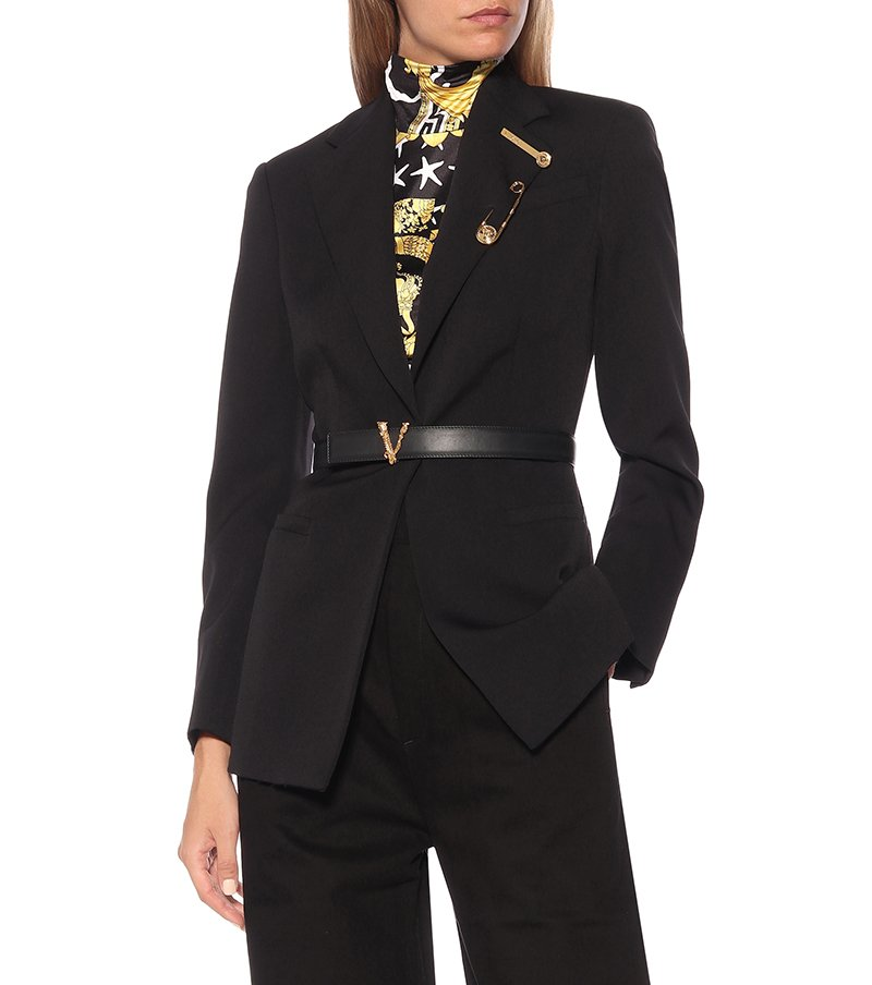 Foto di cintura Versace