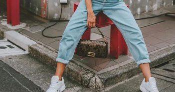 Come Scegliere e Indossare i Jeans Slouchy di Zara
