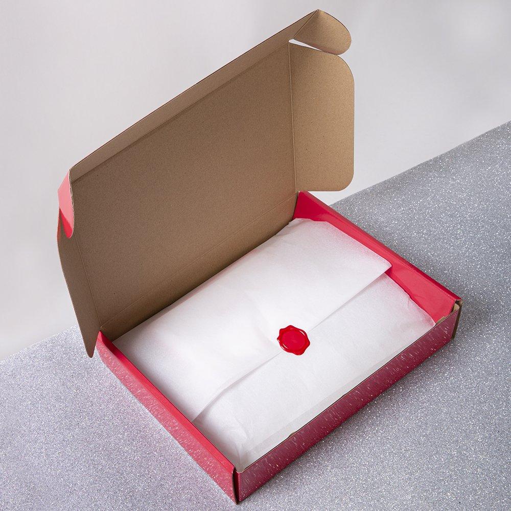 Foto del packaging della Beauty Box