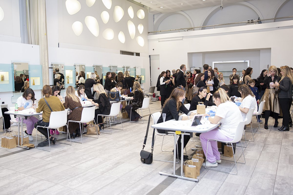 Foto dell'Accademia L'Oréal