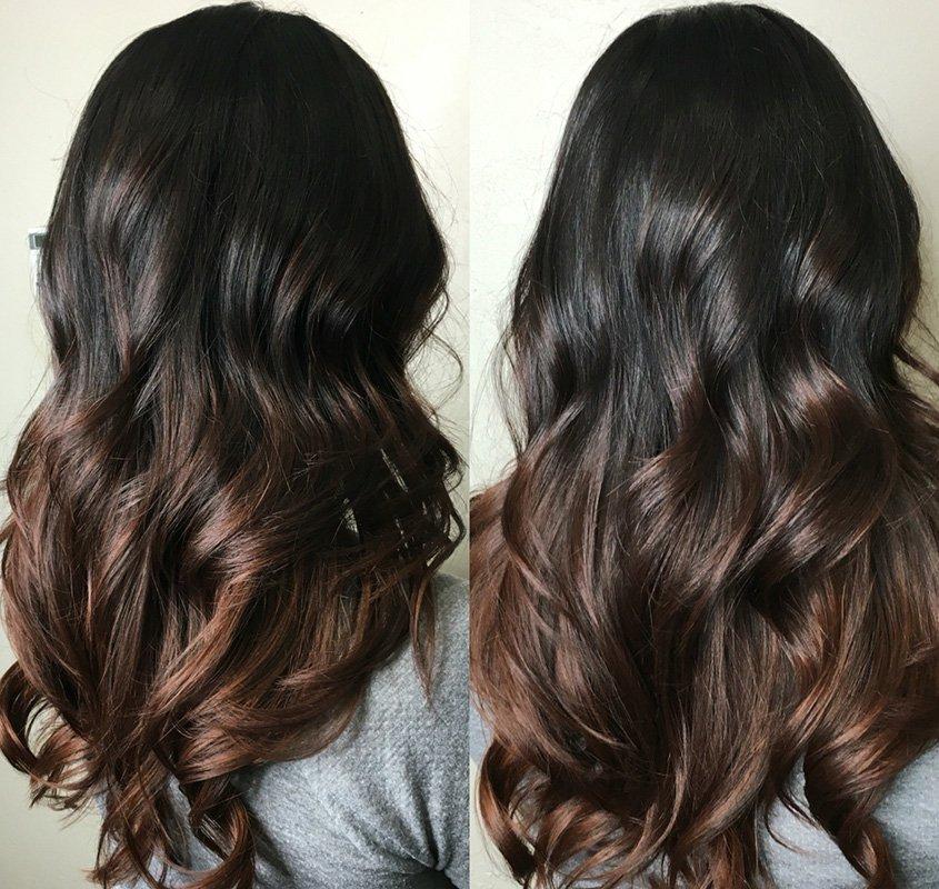 Colori capelli scuri