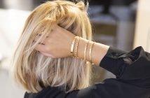 Foto di capelli biondi