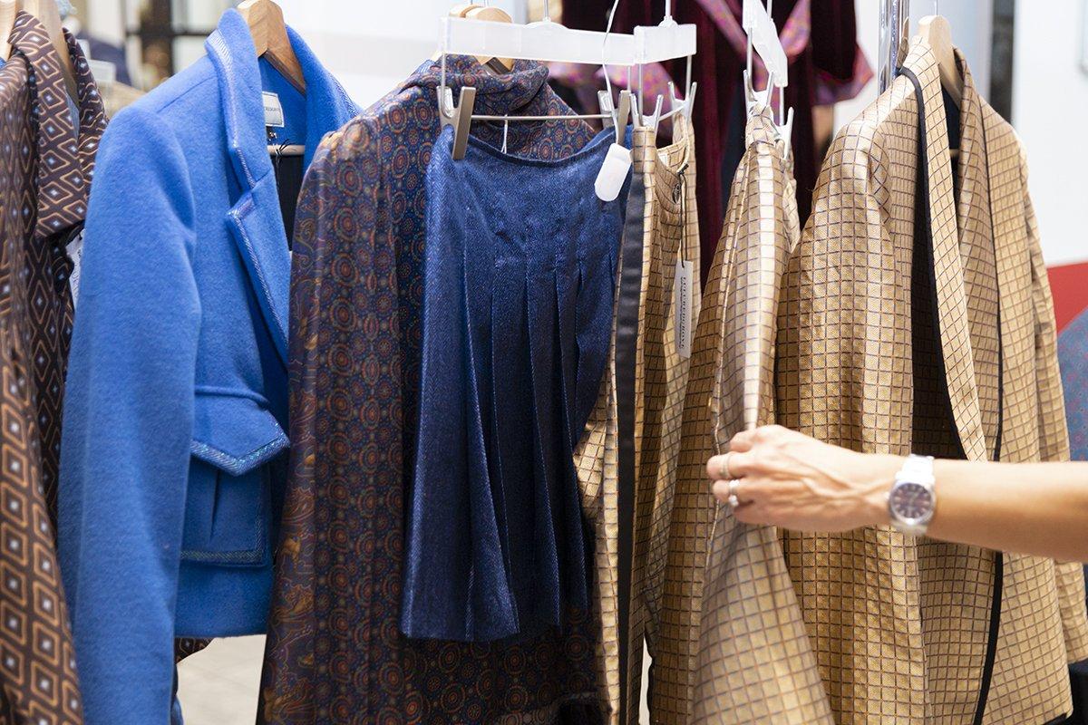 Gli abiti di Luluredgrove