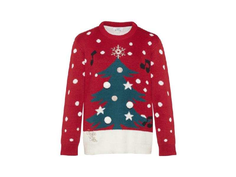 Foto del maglione natalizio di OVS