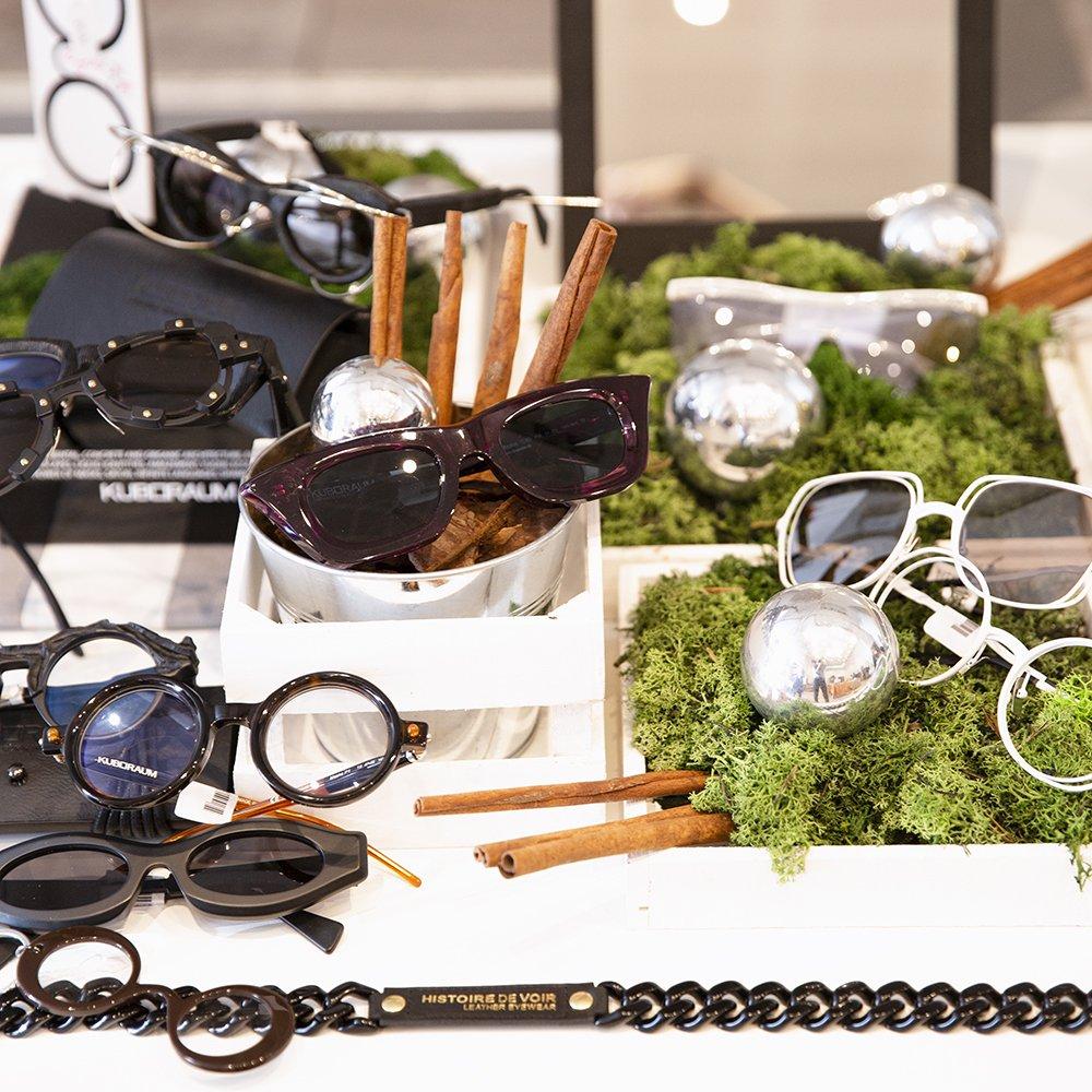 Gli occhiali di Ottica Caputi