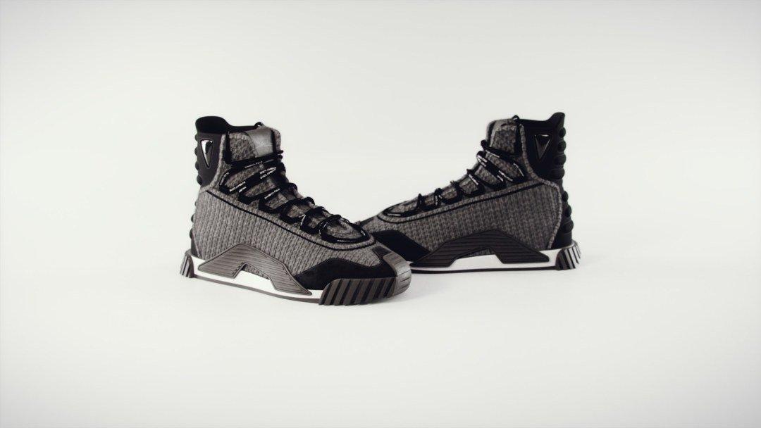 Foto di sneakers Dolce & gabbana Limited Edition