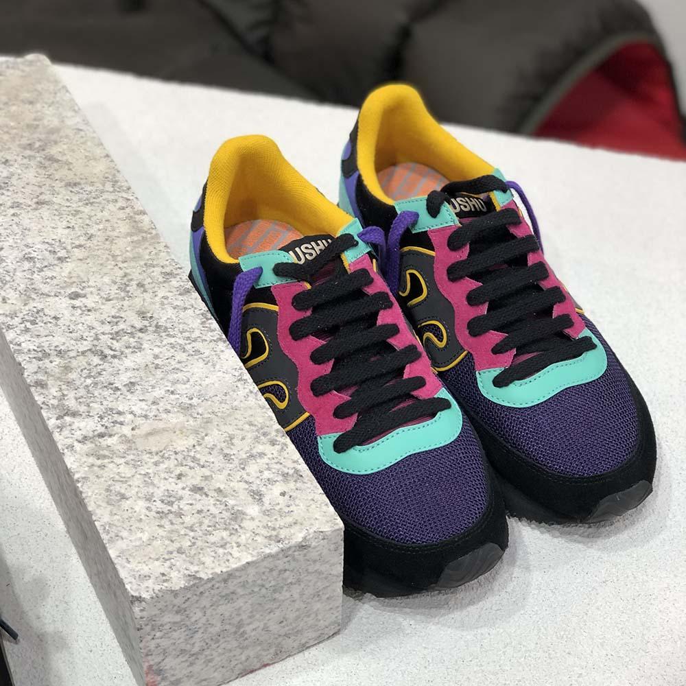 Foto di sneakers Wush Ruyi colorate