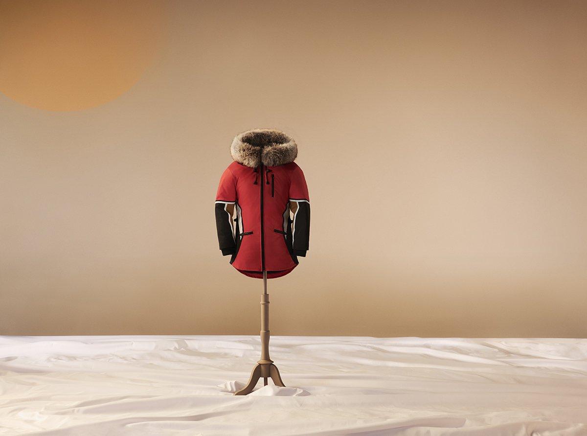Foto del parka Canada goose per Atigi
