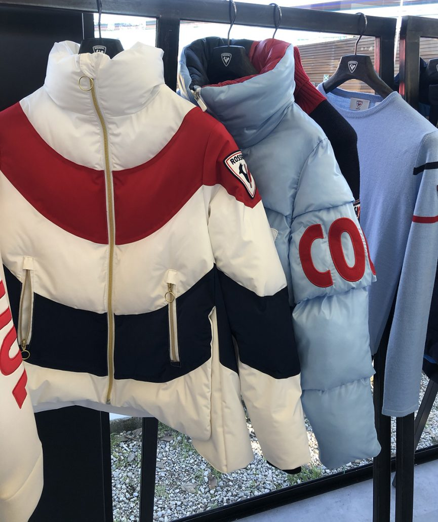 Abbigliamento montagna 202021 Rossignol