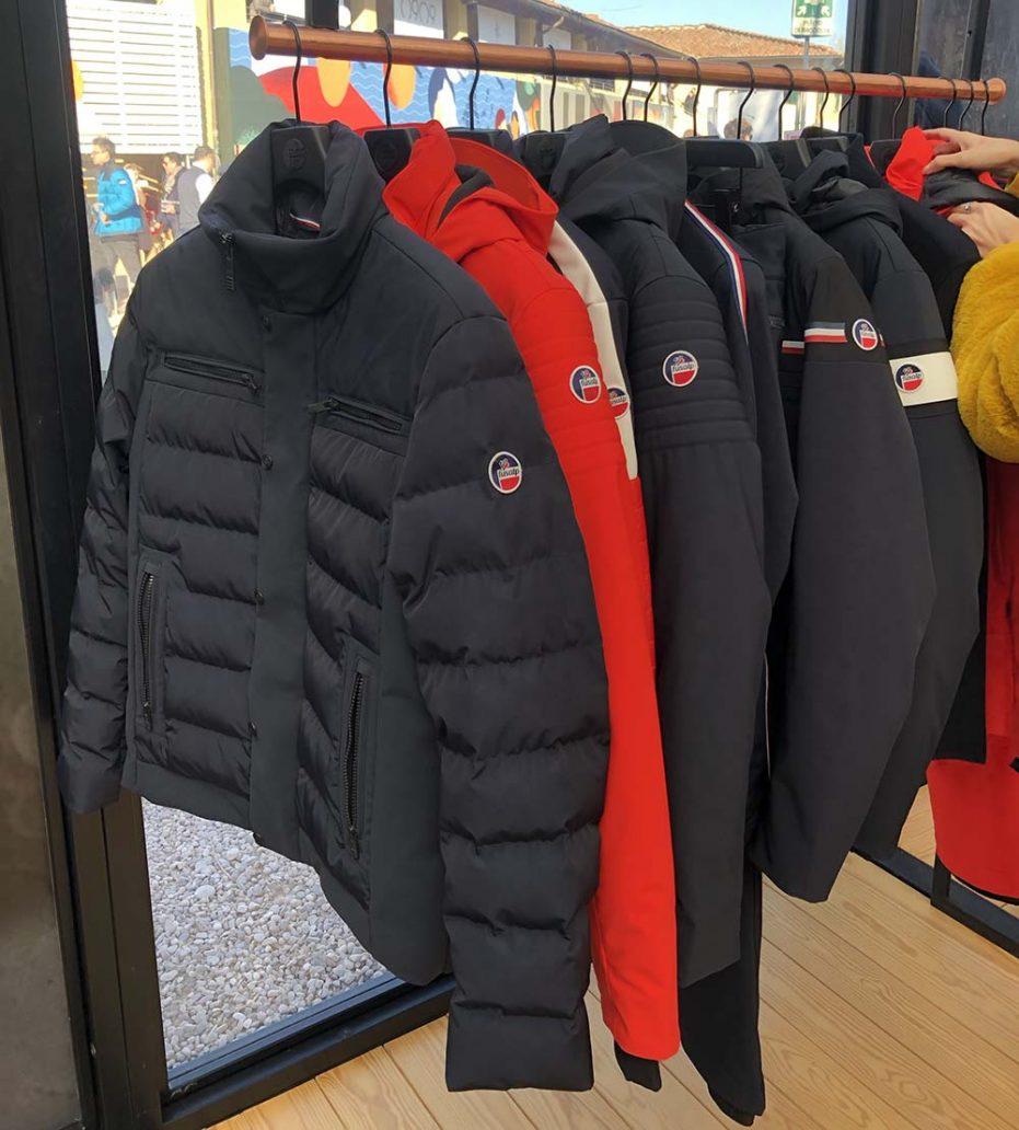 Foto di giacche Fusalp per l'abbigliamento montagna 2021