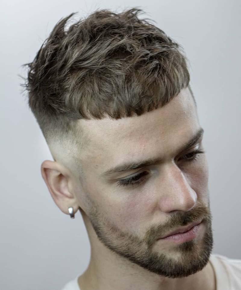 Foto di taglio capelli uomo 2020