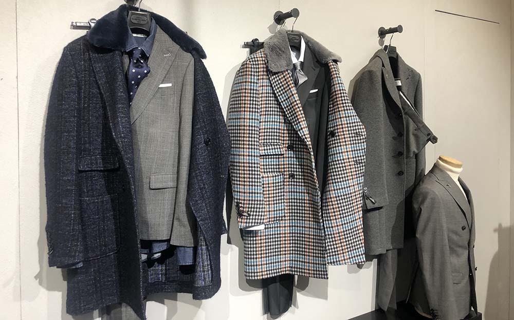 Foto di completi maschili della moda uomo autunno inverno 2020-2021