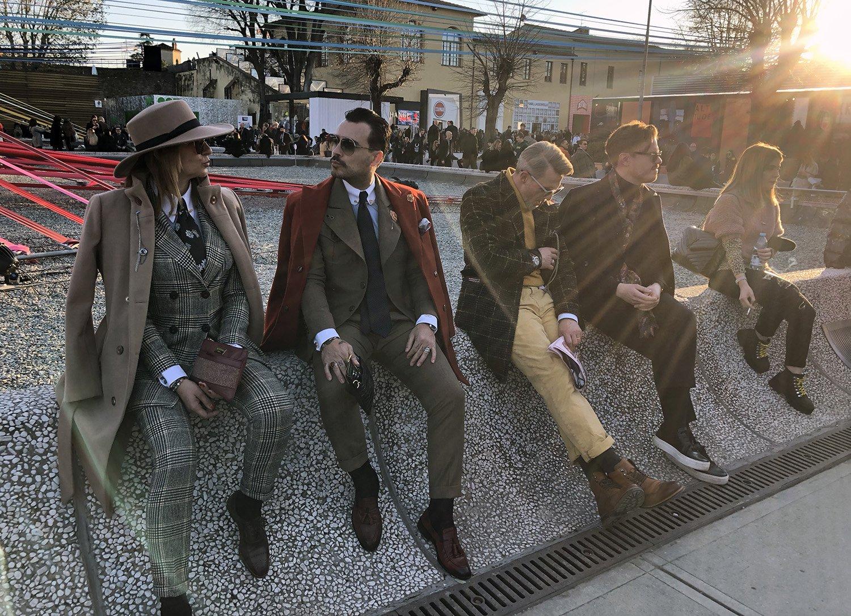 Moda Uomo Autunno Inverno 2020-2021: British Style Rivisitato