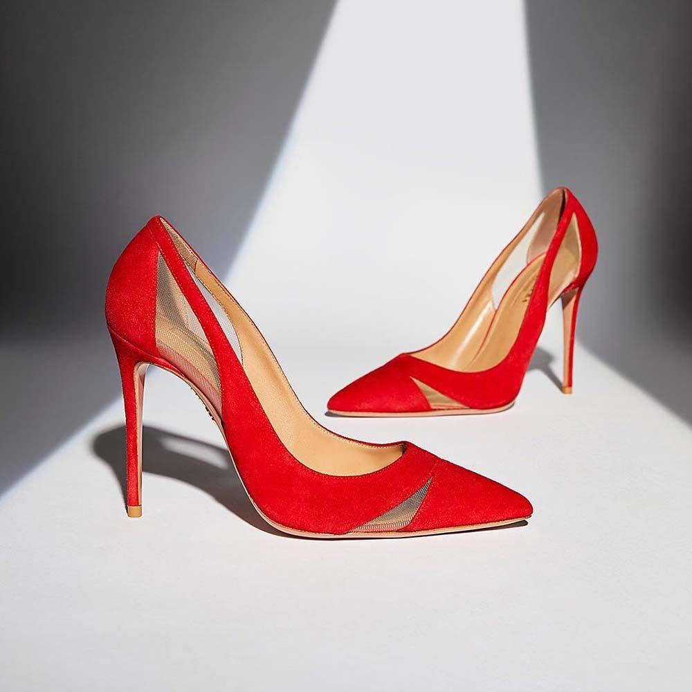 Foto di scarpe Aquazzura