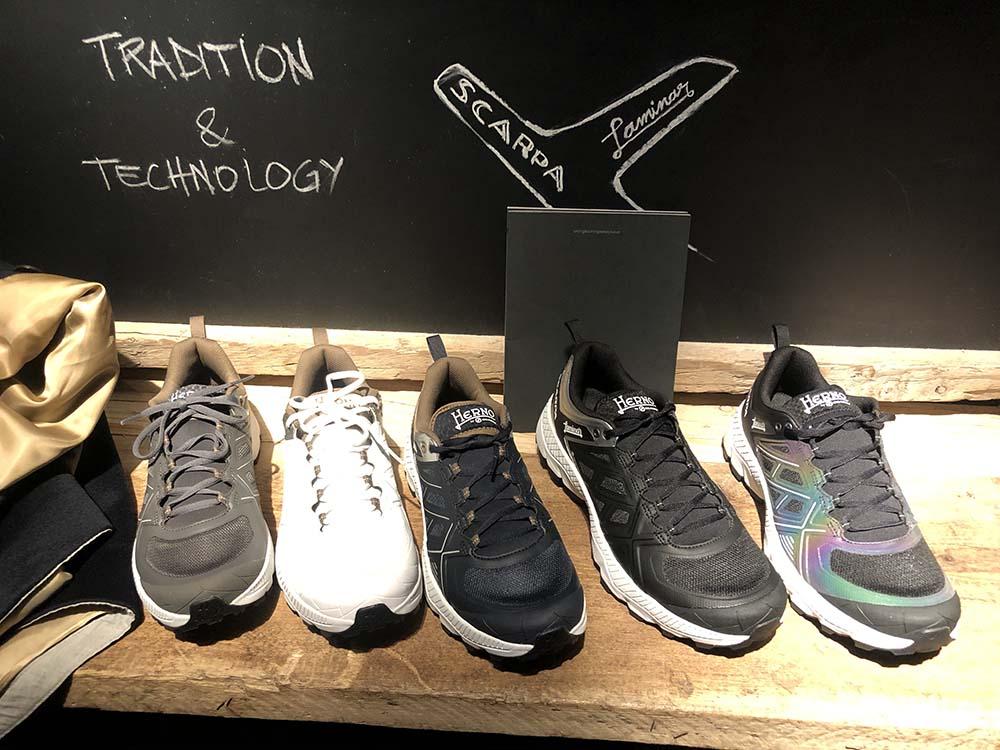 foto delle Sneakers Herno laminar