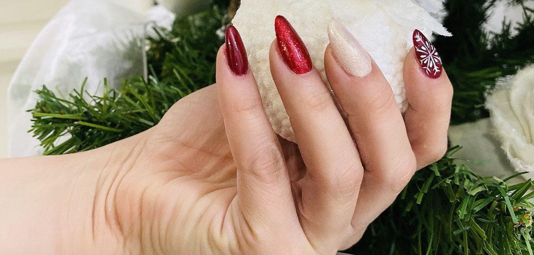 Foto di unghie Natale 2020