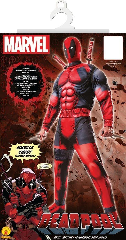 Costume da Deadpool