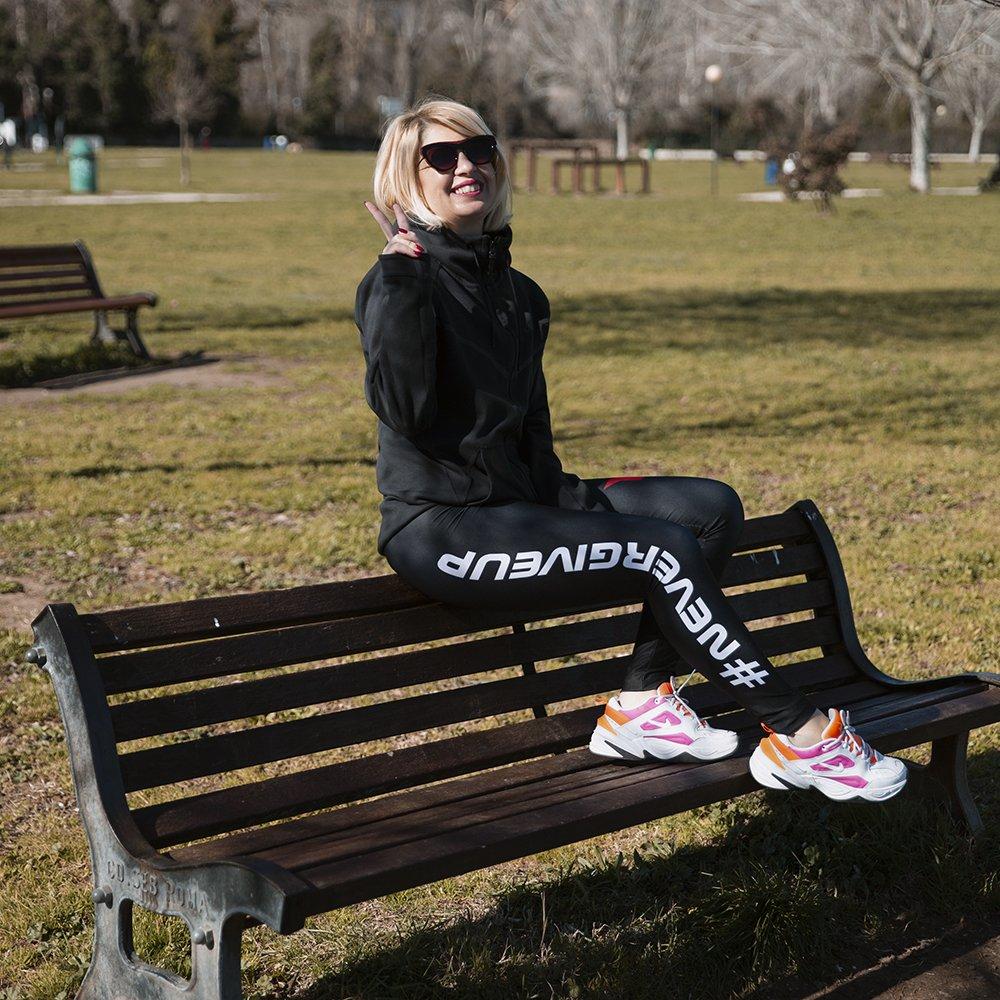 Foto di abbigliamento sportivo fashion