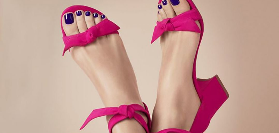 Smalto piedi