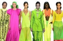 Foto di abiti colorati