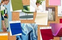 Foto dei colori moda primavera estate 2020