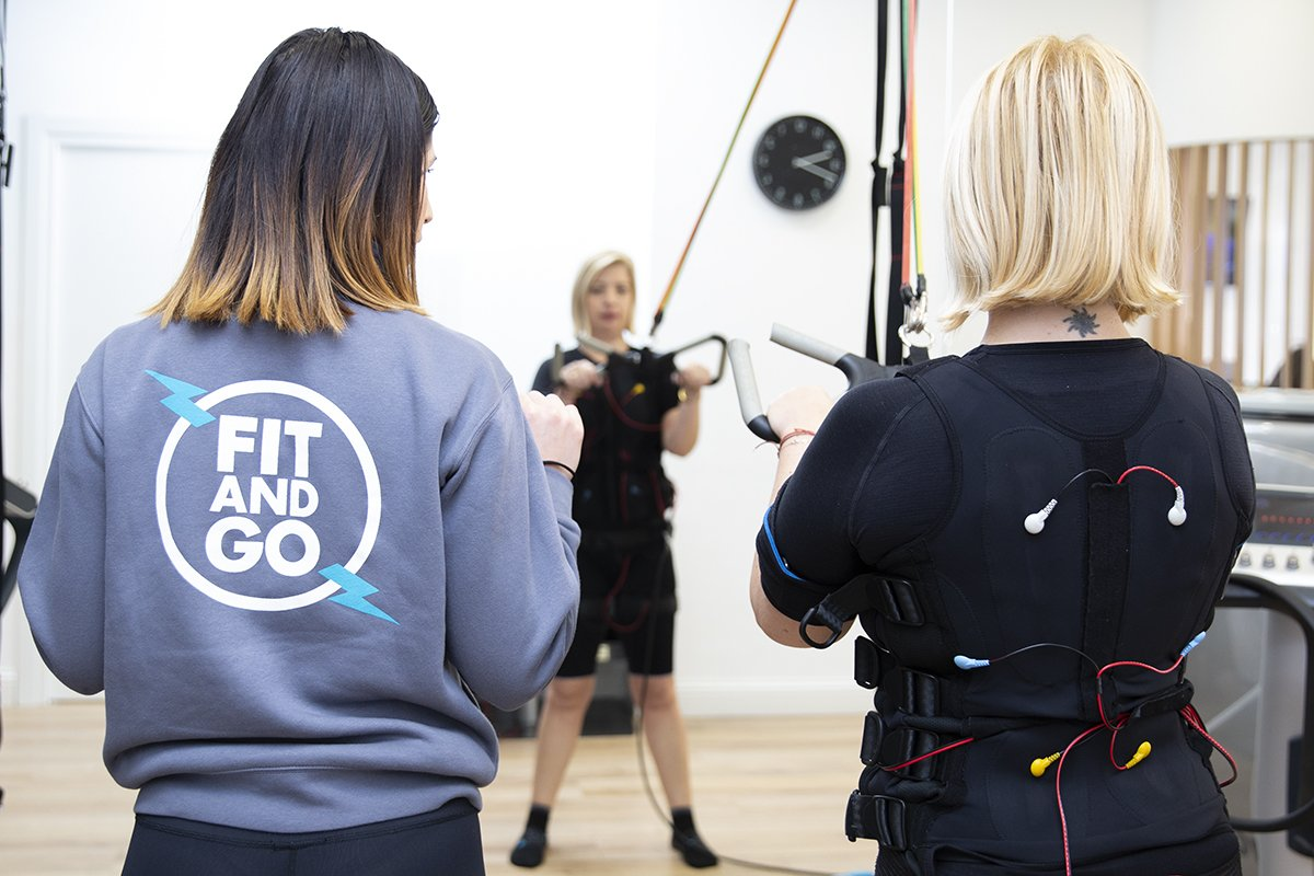 Foto dell'allenamento Fit And Go