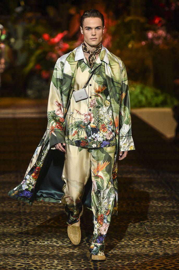 Moda uomo primavera estate 2020