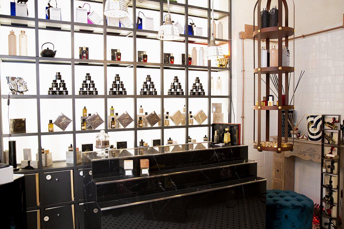 Foto dei profumi di Kessence Boutique Roma